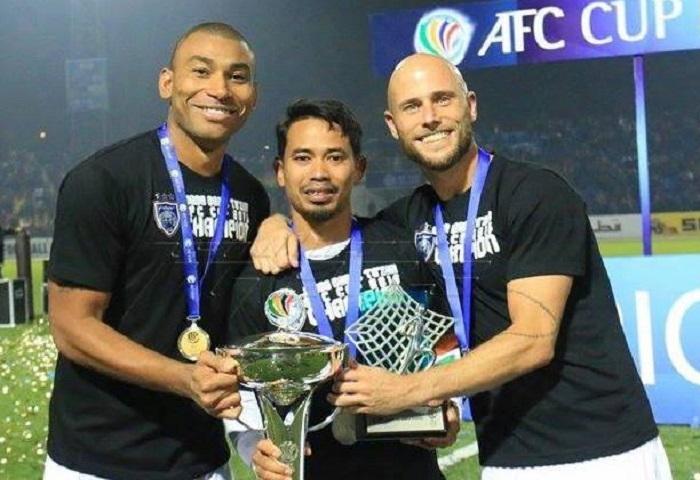 Marcos Antonio Afc Cup