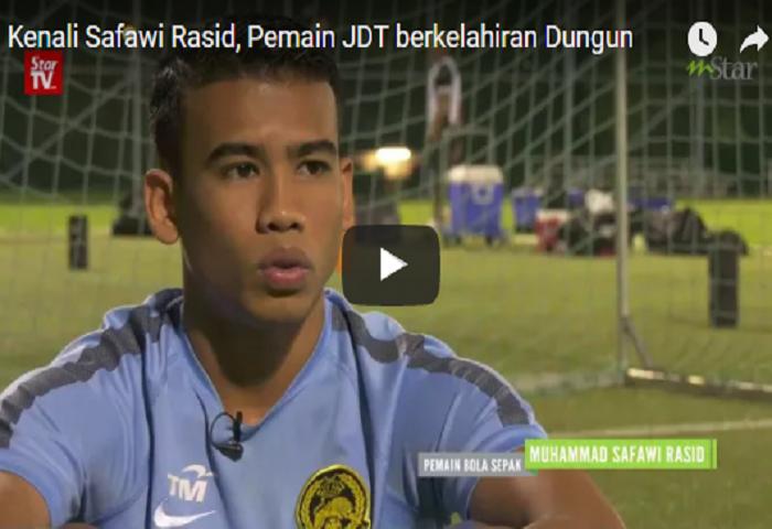 VIDEO: Wawancara Santai Bersama Safawi Rasid Oleh Mstar Online