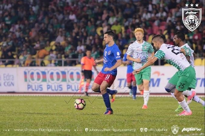 Cabrerra vs Melaka