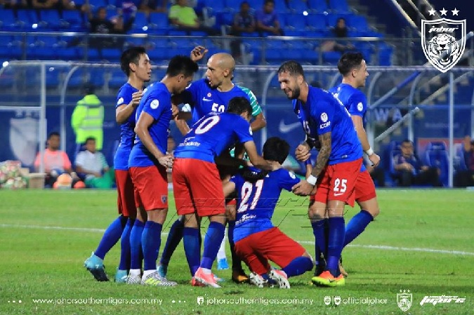 Nazmi Goal Celebration