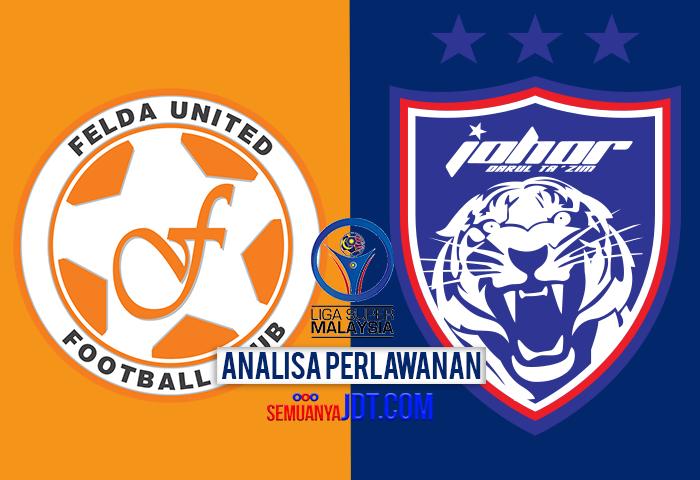 Analisa Liga Super 2017: 5 Perkara Dari Kekalahan 3-2 JDT Di Tangan Felda United