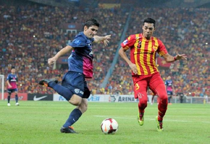 VIDEO RANGKUMAN: 6 Perlawanan JDT Vs Selangor Di Stadium Larkin Semenjak 2013