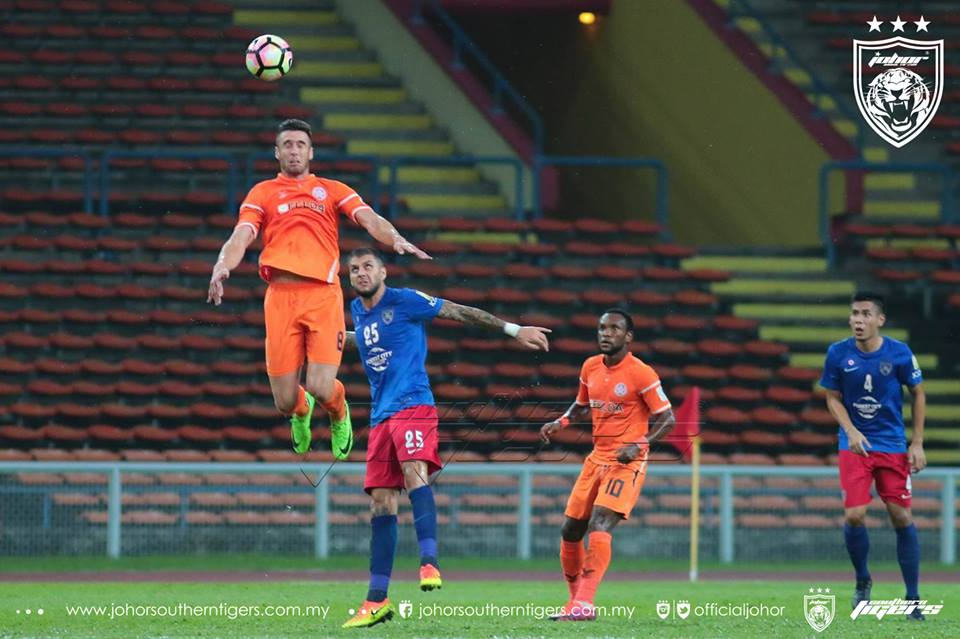 felda united vs jdt junior