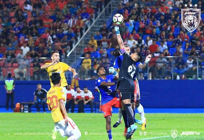 Analisa JDT Vs Selangor : Kesan Positif 3 Pemain Tengah Yang Pertama Kali Digandingkan