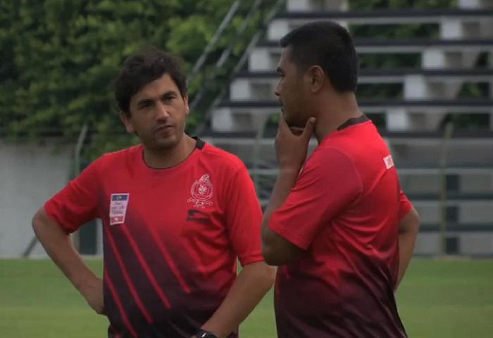 Bertahan 90 Minit Bukan Cara Melaka United – Eduardo Almeida