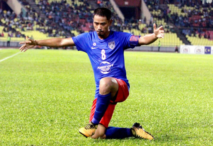 Melaka United Vs Jdt Safiq Rahim