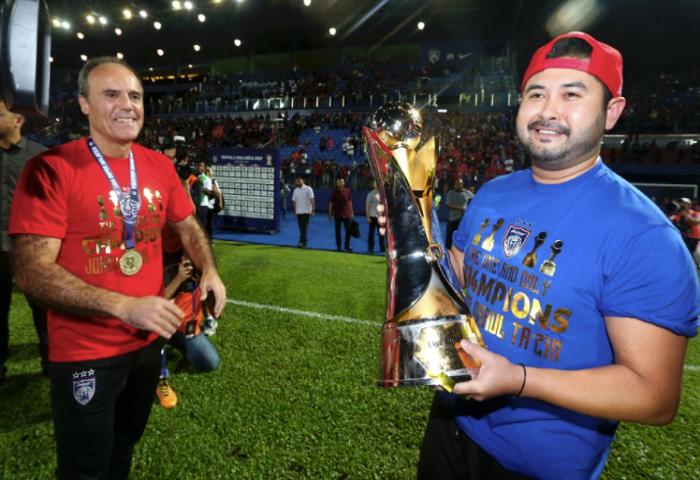 Kejuaraan Liga Super Amat Bermakna Buat JDT – Morais