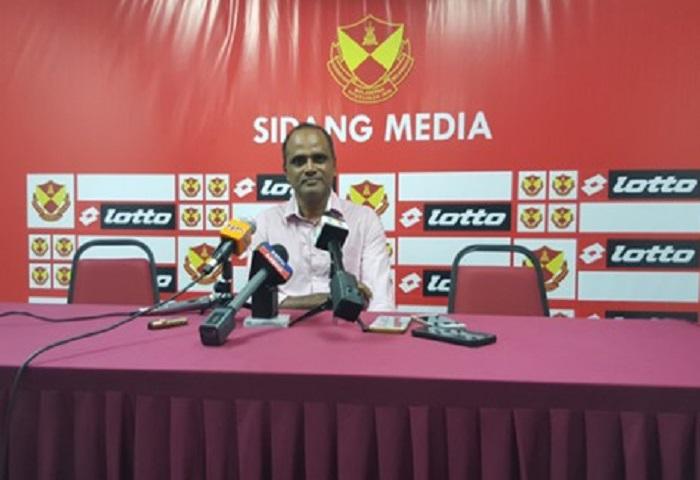 Pemain Selangor Bermotivasi Tinggi Berdepan JDT – P. Maniam