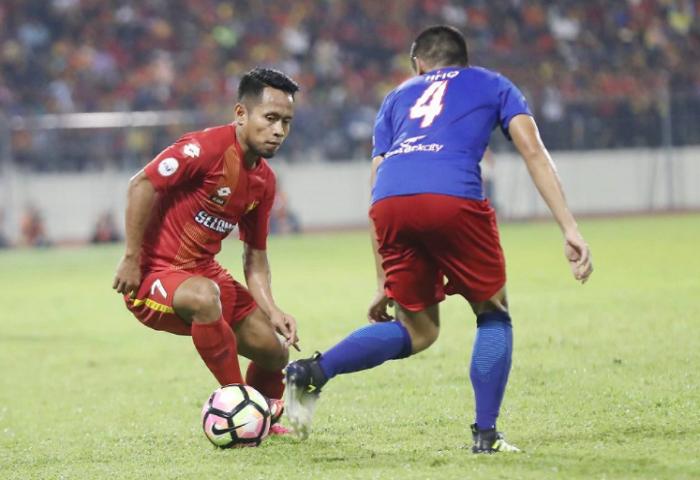 Selangor Vs Jdt PM