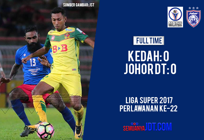 HF FT Liga Super Cover Kedah Away