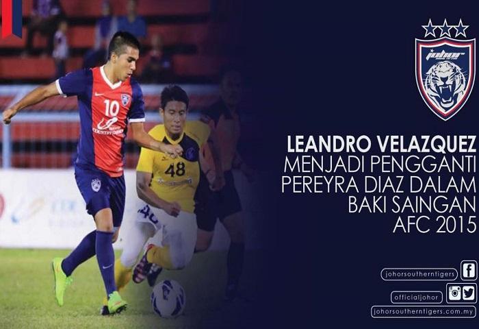 Leandro Velazquez