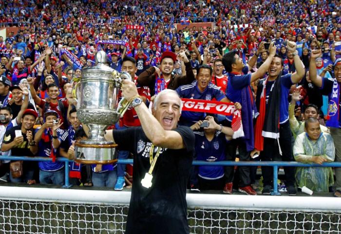 Mario Gomez Berminat Untuk Kembali Melatih Pasukan Di Malaysia Musim Depan