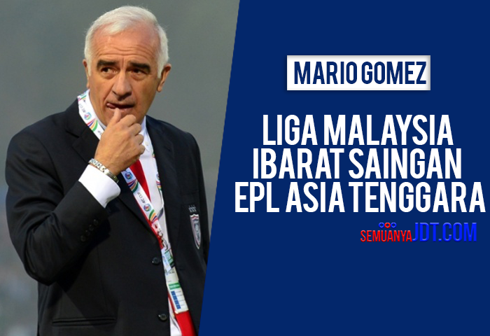 Mario Gomez Jdt