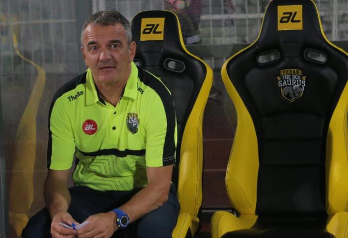 Gol Tempat Lawan Bakal Jadi Badi Buat Perak – Mehmet Durakovic