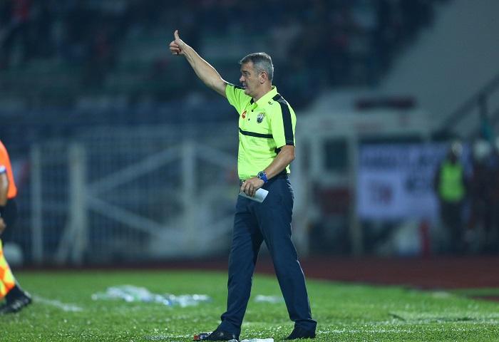 Mehmet Durakovic Idam Kejutkan JDT Walaupun Berdepan Krisis Kecederaan Pemain