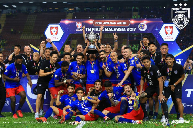 Champion Piala Malaysia