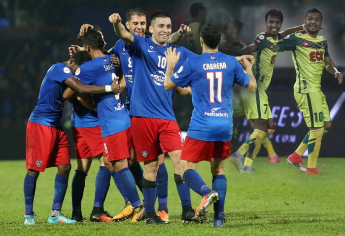 4 Sebab JDT Boleh Menjulang Piala Malaysia 2017