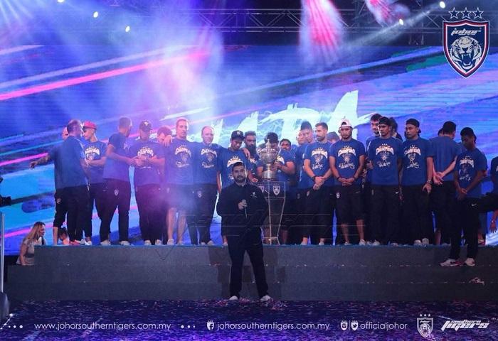 JDT Ke Bangkok Buat Persiapan Musim 2018