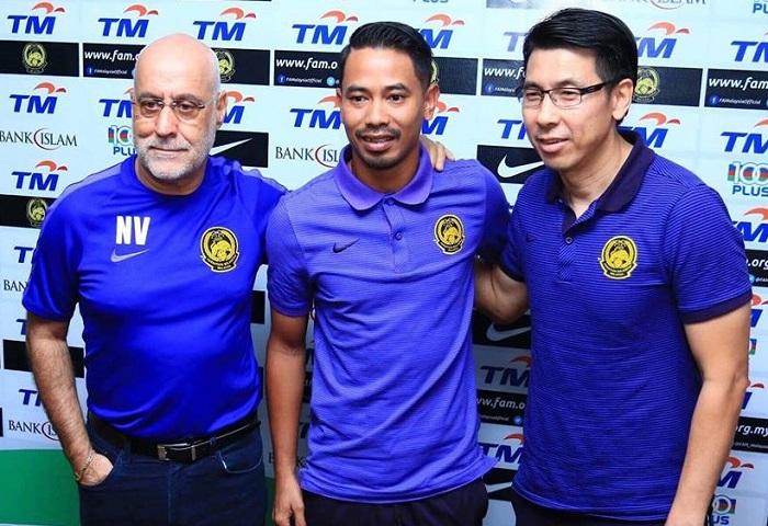 Safiq Rahim Tetap Kapten Harimau Malaya