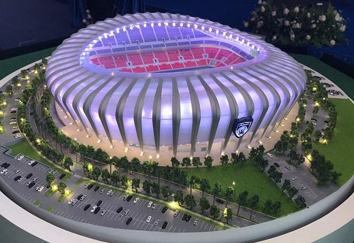 Ruang Korporat Stadium Baru JDT Habis Ditempah Dan Dijual