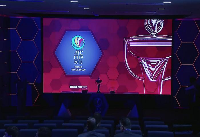 Piala Afc 2018 Undian