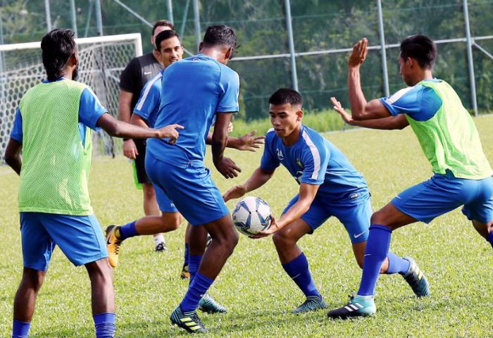 Safawi Rasid Malaysia B23