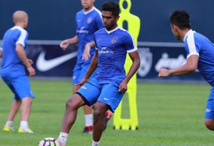 Hariss Harun Mensasarkan Kejuaraan Liga Super 2018