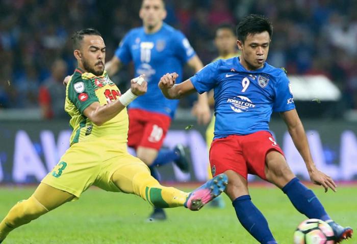 Hazwan Bersedia Menentang Muangthong United, Corbin Ong Gagal Didaftarkan