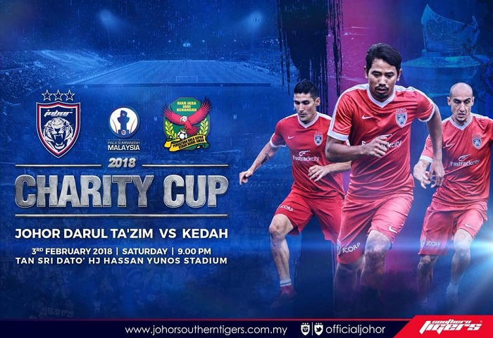 Piala Sumbangsih 2018