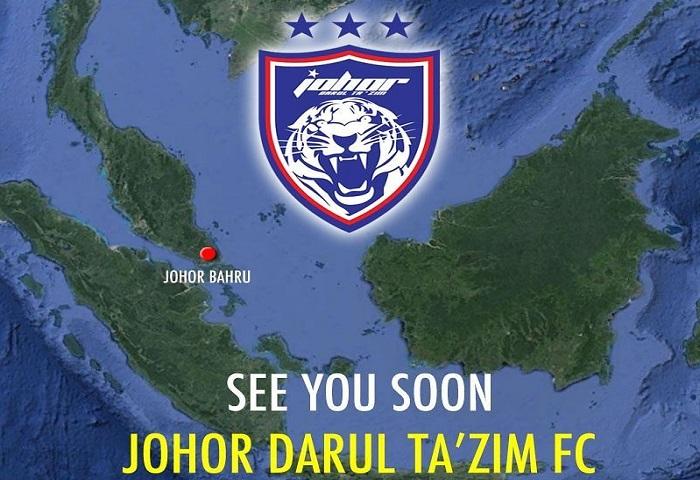 JDT Akan Bertemu Kelab Indonesia Sebelum Berlepas Ke Thailand