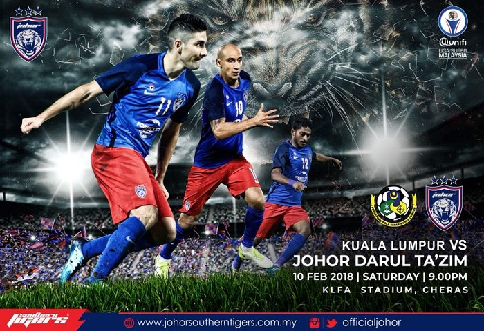 Kuala Lumpur FA Vs JDT Live Streaming