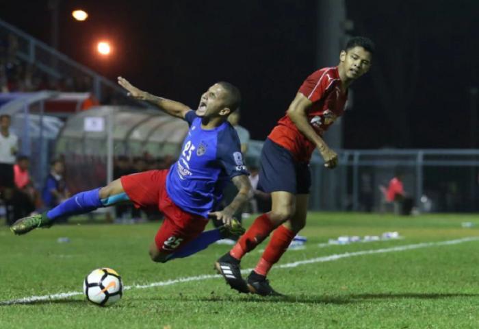 Liga Perdana 2018: JDT II Diikat UiTM FC 2-2