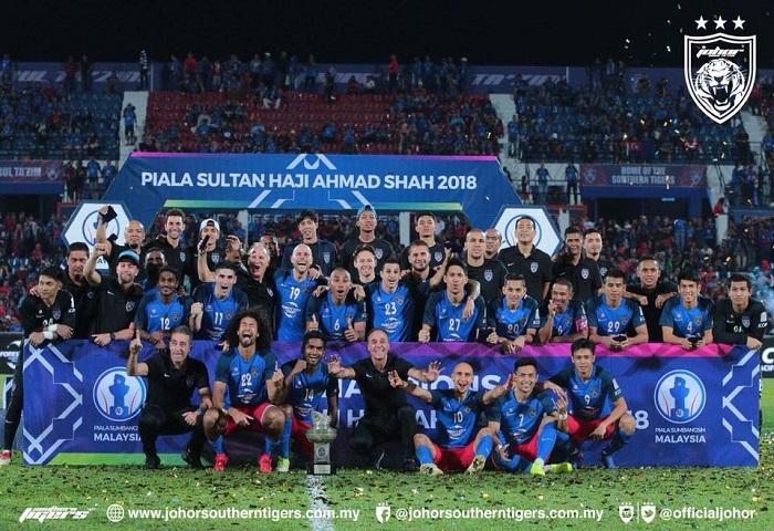 Kita Juara Piala Sumbangsih 2018