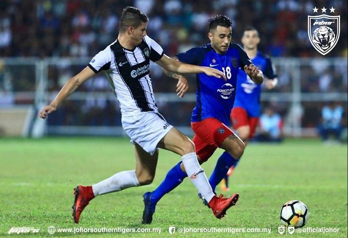 Nico Vs Terengganu