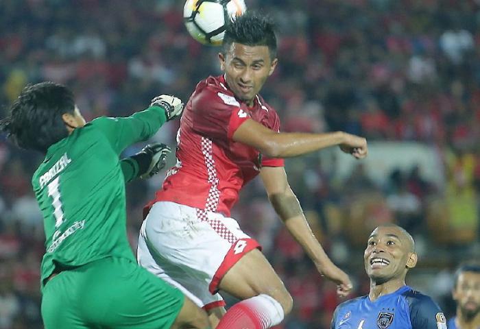 JDT Sukar Kekang Kelantan – Longhi