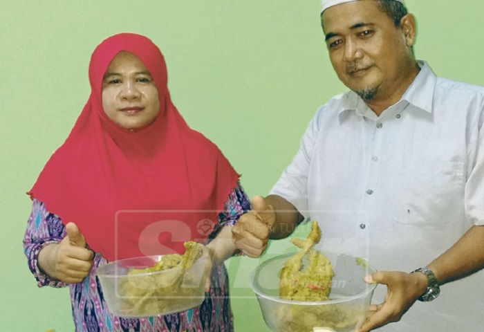 Ayam Engkong Digemari Sultan Johor