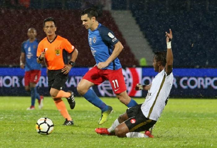 JDT Belum Impikan Kejuaraan Liga – Longhi