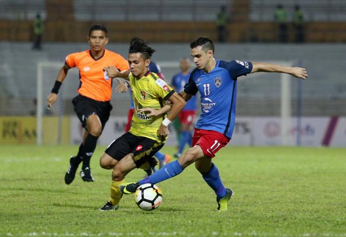 JDT Kurang Terkesan Di Liga Super Tanpa Dua Penyerang Import – Martin Prest