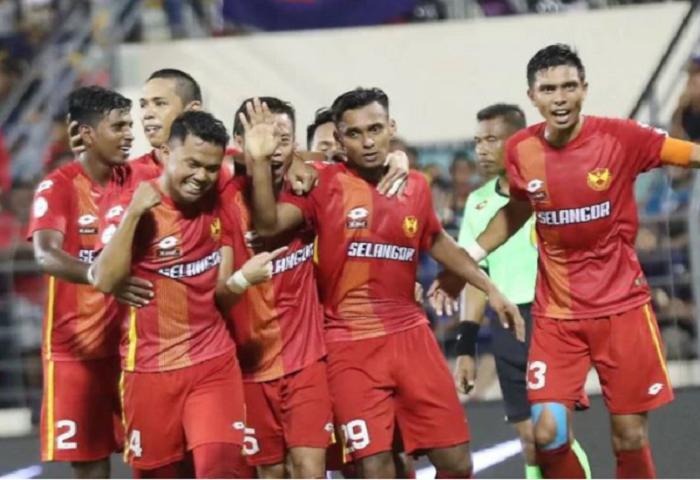 Selangor Idam Lakar Kejutan Di Larkin