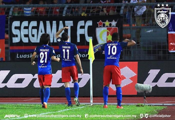 Analisis: Selangor 2 JDT 2, Harry Novillo Selesa Di Bahagian Sayap