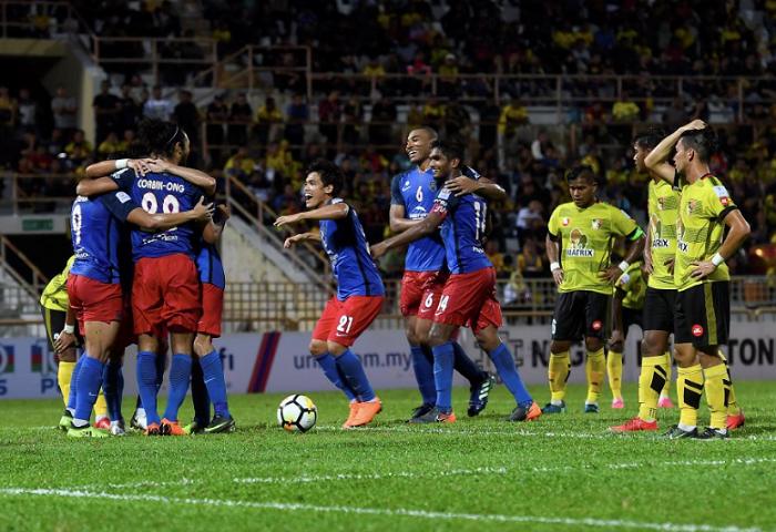 Raul Longhi Mahu JDT Jaringkan Lebih Banyak Gol