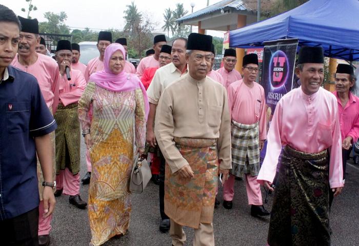 Saya Dah Tak Peduli UMNO – Muhyiddin