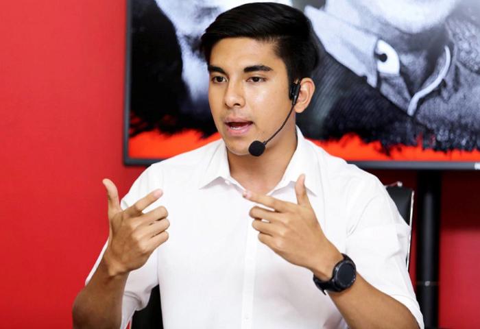 'Syed Saddiq Jangan Menyibuk' – Ketua Pemuda UMNO Pahang