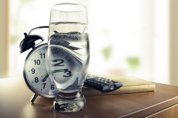 Best Time To Drink Water