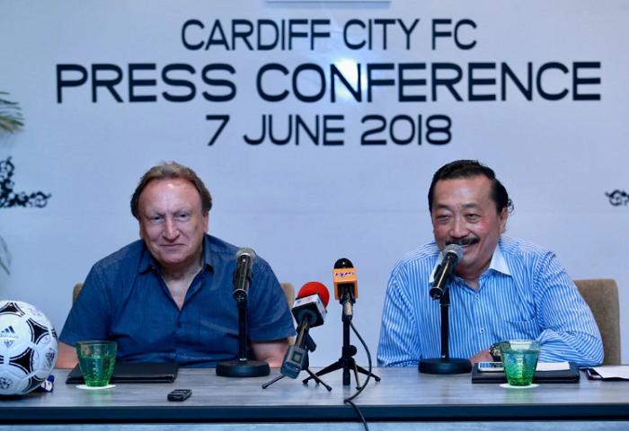 Sultan Johor Taja 3 Juta Pound Ketika Cardiff City Dalam Saingan Liga Kejuaraan