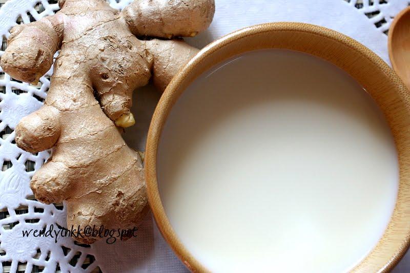 Ginger Milk Curd 6