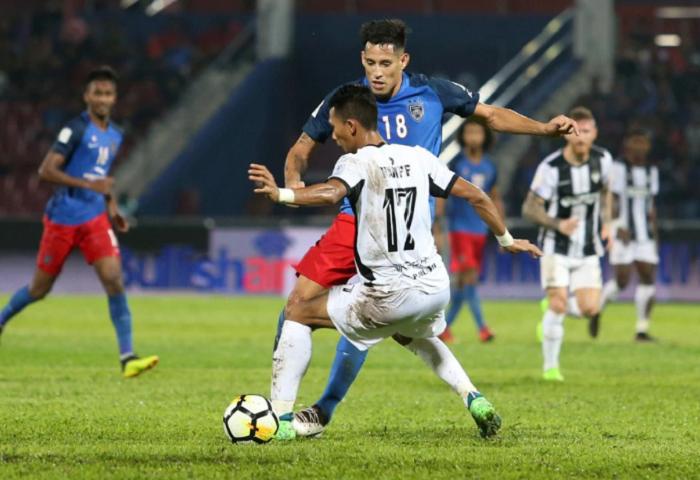 Menang Ke Atas Terengganu FC, JDT Semakin Menghampiri Kejuaraan Liga Super