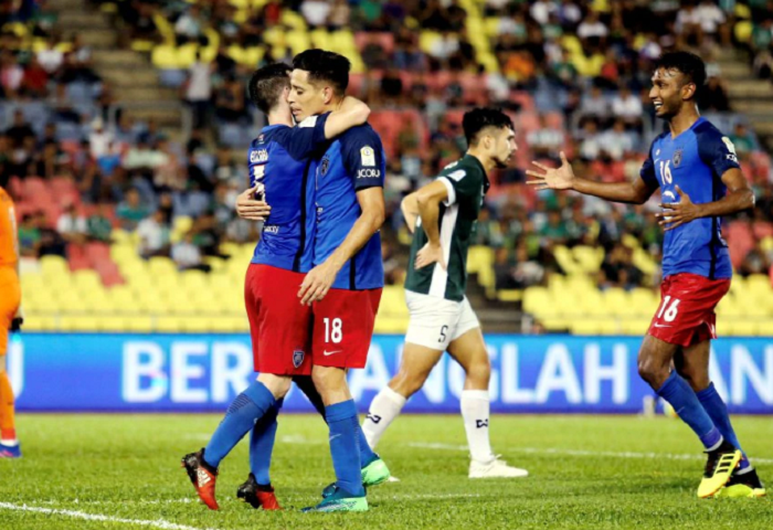 JDT Hampiri Kejuaraan Liga Super Buat Musim Kelima