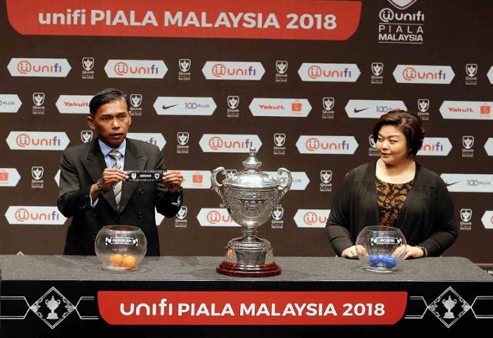 Piala Malaysia Saji Ulangan Dua Pentas Final