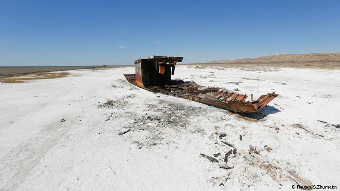 Matinya Danau Aral